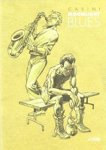 Moonlight Blues Cover Image