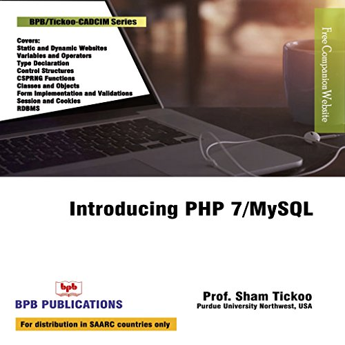Introducing PHP 7/ My SQL