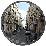 DXP Specchio Panoramico Infrangibile Traffico 30 Centimeter Per La Sicurezza Stradale e La Sicurezza