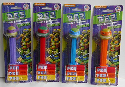 teenage-mutant-ninja-turtle-pez-dispensers-tmnt-complete-set-of-4-by-pez-candy