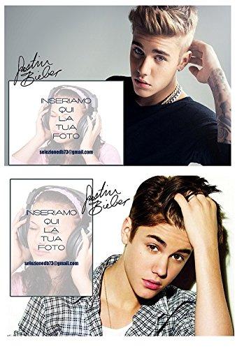 Set 2 Tovagliette Personalizzate Justin
