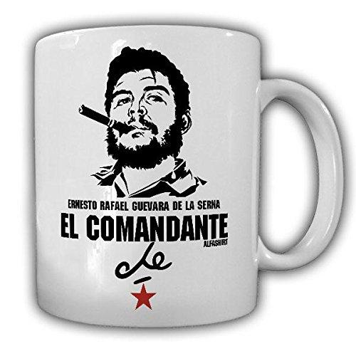 Che Guevara EL COMANDANTE Kubanische Revolution Kuba Unterschrift Guerilla Südamerika Kämpfer...