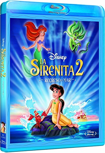 La Sirenita 2: Regreso Al Mar [Blu-ray]