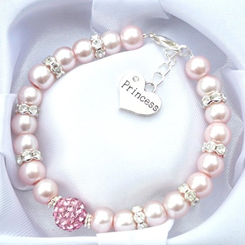 pink-color-beads-lovely-bracelet-with-shamballa-bead-and-rhinestones-for-women-girls