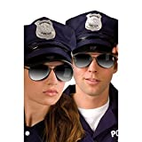 Boland - AC1065  - Lunettes police miroir uv400