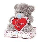 Me To You 'I Love You' Heart Tatty Teddy Bear