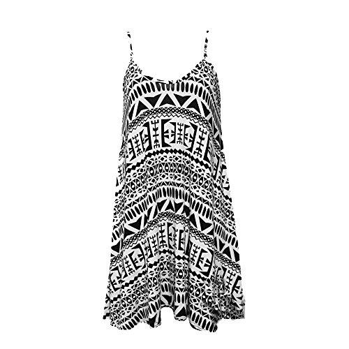 bullring fashion -  Maglia a manica lunga  - Donna Big Aztec