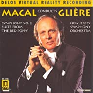Gliere, R.: Symphony No. 2 / The Red Poppy Suite