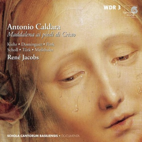 """Maddalena ai piedi di Cristo: No. 43 Aria Marta """"O fortunate lacrime"""""""