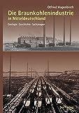 Die Braunkohlenindustrie in Mitteldeutschland: Geologie, Geschichte, Sachzeugen - Otfried Wagenbreth
