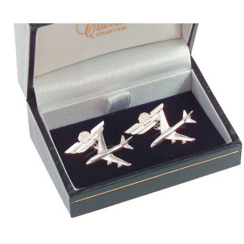 clivedon-sterling-silver-cufflinks-boeing-747-400
