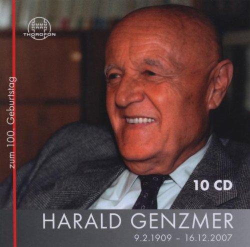 Preisvergleich Produktbild Harald Genzmer