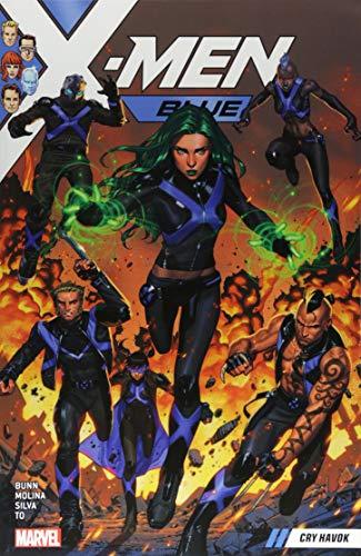 X-men Blue Vol. 4: Cry Havok por Cullen Bunn