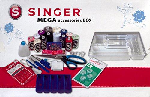 Singer 501639 - Mega scatola di accessori per cucito
