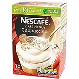 Nescafe Cappuccino 10 x 17g