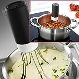 IDEA HIGH 1pcs Hot 3 vitesses Stir Crazy Blender bâton mÃlangeur automatique mains Cuisine libre Ustensile alimentaire Sauce Auto Agitateur Blender