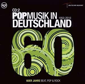 Pop in Deutschland-60er-Beat,Pop,Rock