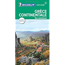 guide Vert Grèce continentale : Iles Ioniennes Michelin