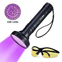 Schwarzlicht 100 LEDs