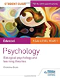 Edexcel Psychology Student Guide 2: Biological psychology and learning theories (Edexcel Student Guide 2)
