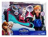 Disney Frozen DEJK31075 - Anna-Abenteuerset