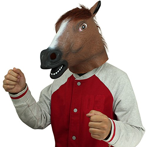 latex-rubber-novelty-halloween-costume-horse-head-mask-christmas-party-decorations-adult-accessory-b