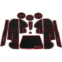 Protrex UK - Set almohadillas antideslizantes para el interior de las puertas y para el posavasos