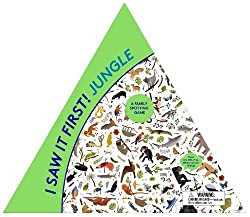 I Saw It First! Jungle: A Family Spotting Game! (Magma for Laurence King)