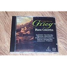 Schumann/Grieg - Piano Concertos