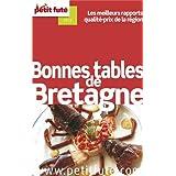 Petit Futé Bonnes tables de Bretagne