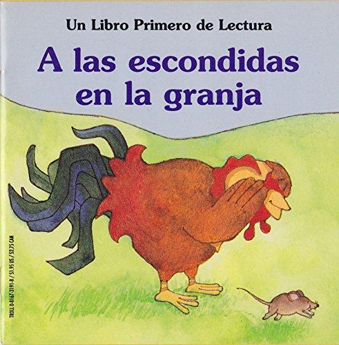 A Las Escondidas En LA Granja (First Start Easy Reader)