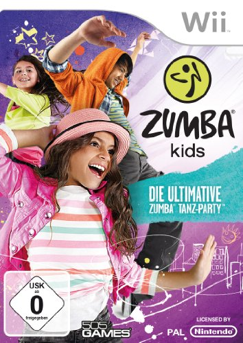 Zumba Kids - The Ultimative Zumba Dance - 360 Zumba