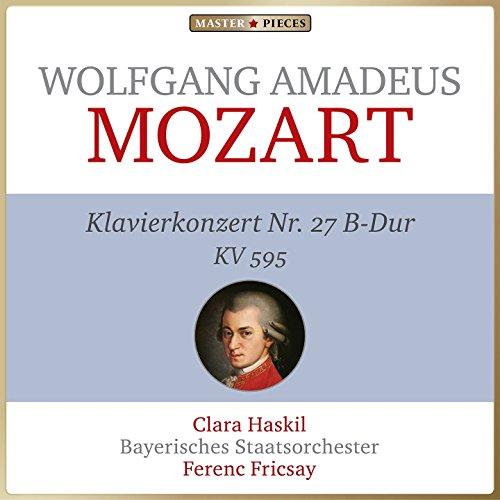 Wolfgang Amadeus Mozart - Klavierkonzert Nr. 27 B-Dur KV 595 (Piano Concerto No. 27 KV 595)