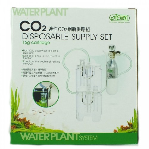 WaterPlant Kit CO2 16g