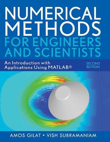 Portada del libro Numerical Methods with MATLAB by Amos Gilat (2010-03-22)