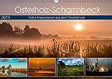Osterholz-Scharmbeck, Natur-Impressionen aus dem Teufelsmoor (Wandkalender 2019 DIN A3 quer): Bezaubernde Fotos aus dem Landkreis Osterholz-Scharmbeck ... (Monatskalender, 14 Seiten ) (CALVENDO Orte) - Ulrike Adam