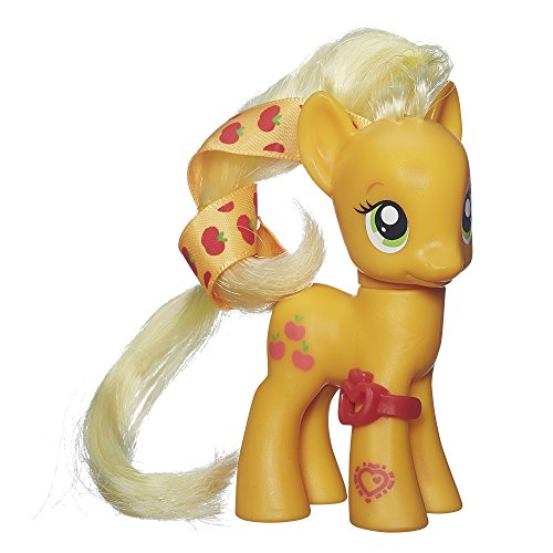 Hasbro B5416 - My Little Pony - Cutie Mark Magic - Glitzer Pony -  Applejack
