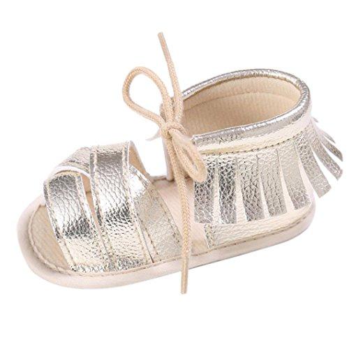 Fossen Zapatos Bebe Verano Recien Nacido Niña Primeros Pasos Antidesl