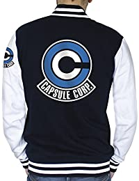 ABYstyle Dragon Ball Teddy Capsule Corp Homme Navy/White