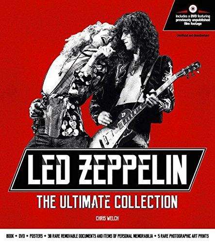 Led Zeppelin.The Ultimate Collection.: Englische Originalausgabe/Original English edition. Stil Voller Rock