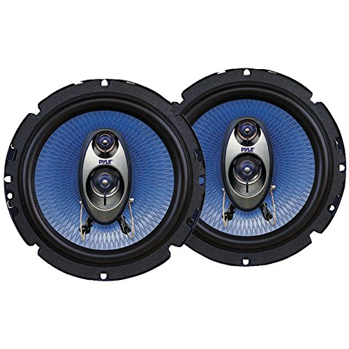 PYLE PL63BL Blue Label Speakers (6.5'', 3 Way)