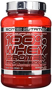 Scitec Nutrition Chocolate 100% Whey Protein Professional 920g from SCITEC