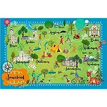 Sauerland Karte Deutschland.Suchergebnis Auf Amazon De Für Hessen Poster Karte