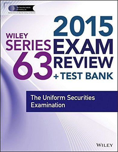 wiley-series-63-exam-review-2015-test-bank-the-uniform-securities-examination-wiley-finra-by-inc-the