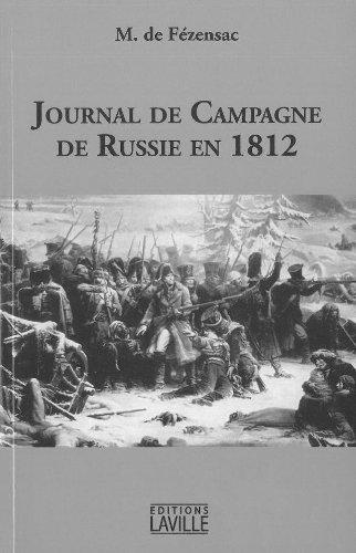 Journal de la campagne de Russie en 1812
