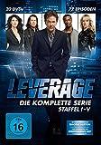 Leverage - Die komplette Serie (20 Discs)