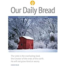 Our Daily Bread January 2020 Calendar -Wall Amazon.co.uk: Our Daily Bread Our Daily Bread: Books