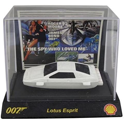 James Bond 007 Die Cast Model Car - Lotus Esprit from The Spy Who Loved Me by CE Toys