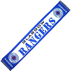 *** PROMOTION *** Echarpe supporter - Glasgow Rangers