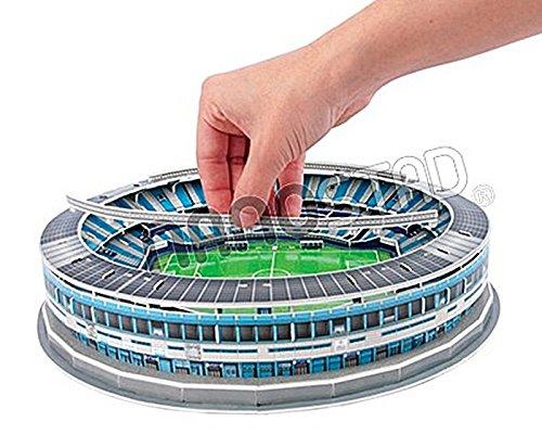 Racing Club El Cilindro Stadium 3D jigsaw puzzle  kog